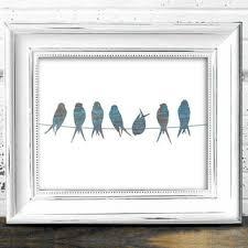 free printable bird wall art shop bird on a wire art on wanelo