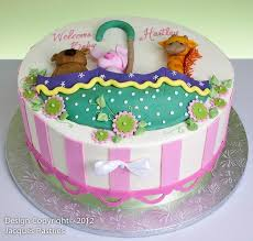 309 best cake decorating baby girls images on pinterest baby