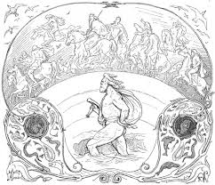 the nine worlds of norse mythology hubpages
