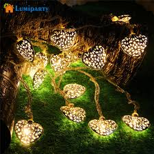 aliexpress buy lumiparty 20led 2 5m decorative golden