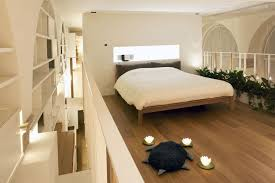 Nature Bedroom by Contemporary Residence T House In Milan Keribrownhomes