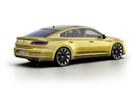 new volkswagen arteon this is cc s official replacement the all new 2018 vw arteon