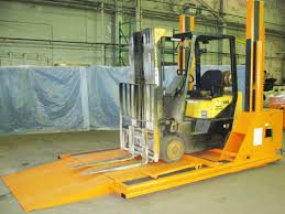 excalibur fork truck service lift handling specialty