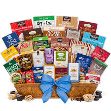 snack basket snack gift basket jumbo by gourmetgiftbaskets