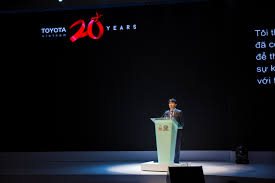 tmc toyota toyota motor vietnam receives the second class labour medal on the