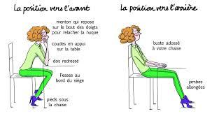 position assise bureau garder le dos droit au bureau le meilleur moyen d avoir mal