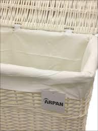 large wicker baskets with lids furniture large clothes basket laundry basket bin multi