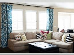 download window treatment ideas for living rooms