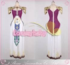 Princess Zelda Halloween Costume Buy Wholesale Zelda Dress Costume China Zelda Dress