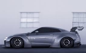nissan gtr side view nissan gt r r35 side car tuning wallpaper hd 1680x1050 jpg 1680