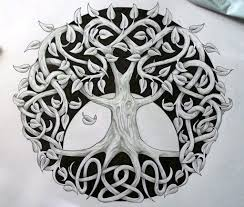 celtic tree of meaning history symbols big chi theory