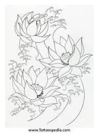 lotus flower drawing sketchdrawings sketch of lotus drawing and