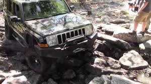 jeep commander 2015 jeep commander overland climbing yellow jacket 2015 hd youtube