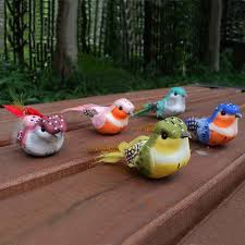small decorative colorful bird promotion shop for promotional