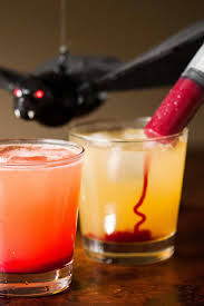 martini drinks halloween vampire cocktail self proclaimed foodie