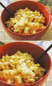 ina garten u0027s grown up bacon mac and cheese its yummi