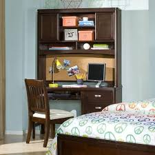 cherry wood kids desk park city computer desk and hutch by legacy classic kids home