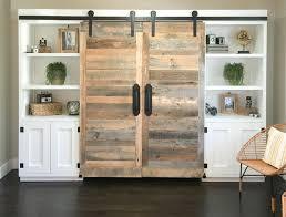 Reclaimed Wood Barn Doors by Reclaimed Magic By Shanty2chic Blog Reclaimed Designworks