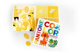 Pantone Colors by Pantone Color Puzzles Carpenter Collective