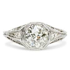 vintage antique engagement rings buy a vintage antique engagement ring