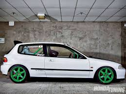 honda civic modified white honda civic sir wallpaper wallpaper wide hd
