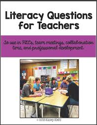 middle teacher to literacy coach not just another meeting