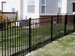 ornamental fencing contractor va rosenbaum fence