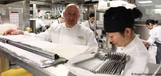 les compagnons du devoir cuisine thierry marx ou comment devenir chef d entreprise