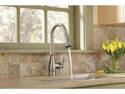 sink u0026 faucet best touchless kitchen faucet reviews with moen
