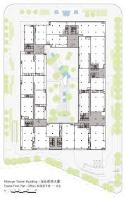 typical floor plan gallery of shenye tairan building zhubo design 13