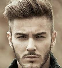 undercut haircut8 angled undercut with beard hairstyles and