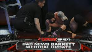Bad News Barrett Meme - road to wrestlemania 31 bad news barrett