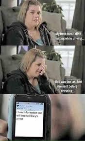 Hillary Clinton Texting Meme - monday memes 9 12 16 indelegate