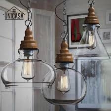 view industrial kitchen island kitchen industrial with black mini clear glass shade pendant lights industrial lighting fixture kitchen island bar hotel shop antique led pendant ceiling lamp