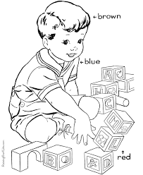 printable coloring pages to learn colors kids learning primary colors 012