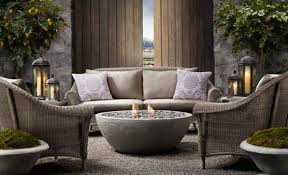 Restoration Hardware Fire Pit by All Fired Up Outdoor Edition Interior Design Inspiration Eva