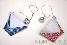 Paper Craft Designs For Kids - easy origami for kids red ted art u0027s blog