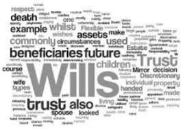 Template Wills by Avoid Dying Intestate Get Your Free Will Template Here You Ve