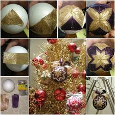 wonderful diy patchwork ornament