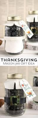 thanksgiving jar gift idea the polka dot chair