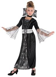Halloween Costumes Girls Ages 10 Amazon Children U0027s Dark Countess Costume Clothing
