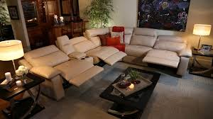 Family Room With Sectional Sofa Reclining Sectional Living Room Contemporary With Camerich