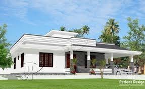 Square Feet To Square Meter 1280 Sq Ft Single Floor Home U2013 Kerala Home Design