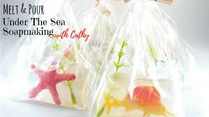 soap party favors 050 the sea party favors door gift soap diy easy