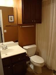 Bathroom Shelf Over Sink How To Decorate A Bathroom Over Cabinet Led Lighting How Do I