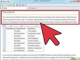 tutorial para usar vlookup 3 formas de utilizar la función buscarv en una hoja electrónica de excel