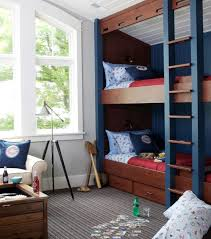Build A Loft Bed With Storage 50 modern bunk bed ideas for small bedrooms