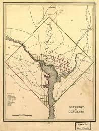 Zip Code Map Washington Dc by Washington County D C Wikipedia