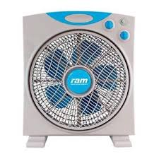 12 inch 3 speed oscillating fan ram 12 inch 300mm 3 speed oscillating eco box fan hydroponics ebay