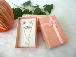 necklace set box images Jewelry set gift box jewellery set gift box jpg